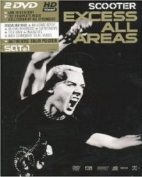 Cover Scooter - Excess All Areas [DVD]